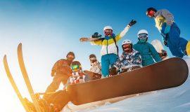 Що потрібно для безкоштовного перевезення лижного спорядження на рейсах SkyUp Airlines :