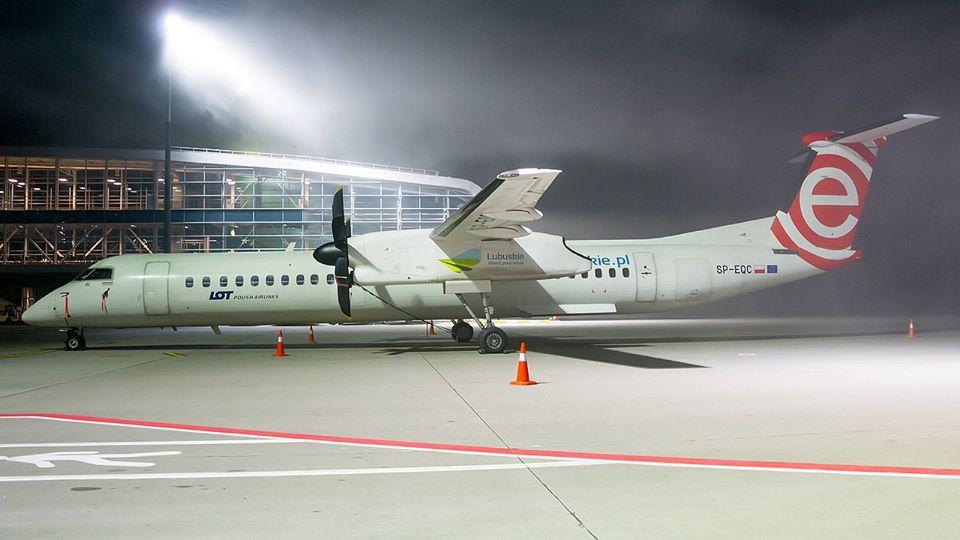 """О работе аэропорта """"Львов"""" в сложных метеоусловиях"""