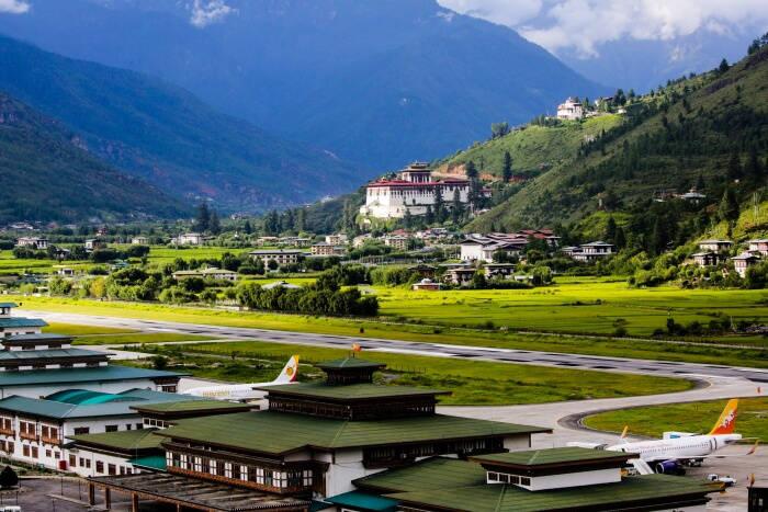 А вы знали о Бутане, что: