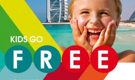 Специальное предложение от SkyUp Airlines KidsGoFree!