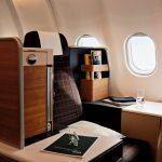 Swiss обновила салоны и установила интернет в Airbus A340