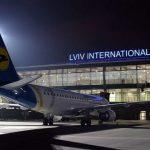 Аеропорт Львів посів третє місце серед аеропортів України
