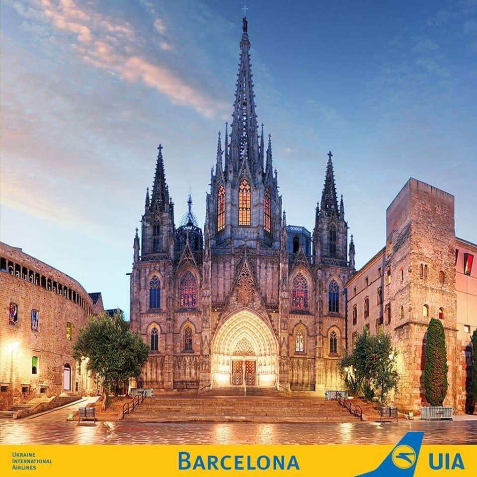 Рейсы а/к МАУ меняют терминал прибытия в Барселоне